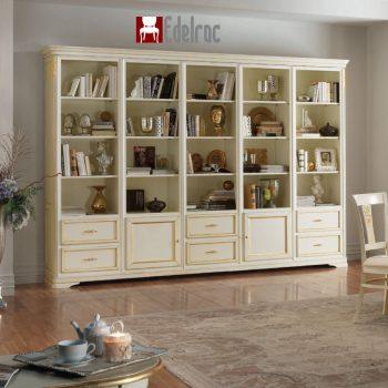 Biblioteca 6010T Mobilier Clasic