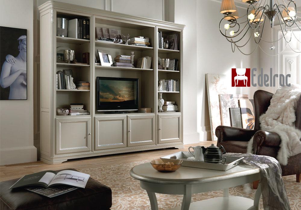 Biblioteca 6012T mobilier ,mobilier lemn living,mobilier clasic