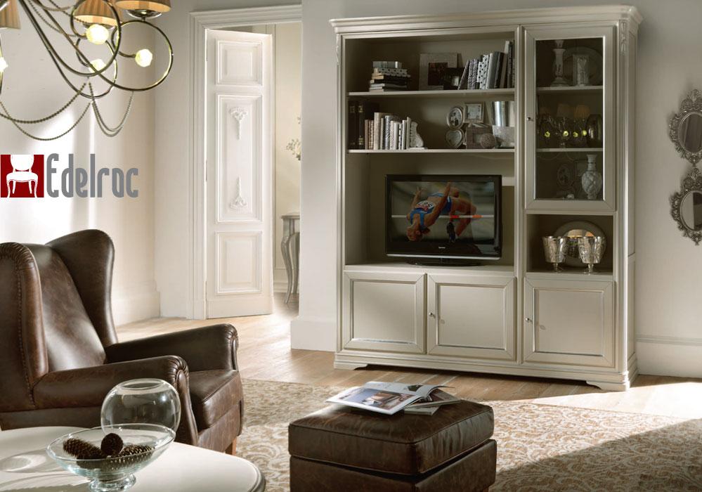 Biblioteca 6013T mobilier ,mobilier lemn living,mobilier clasic