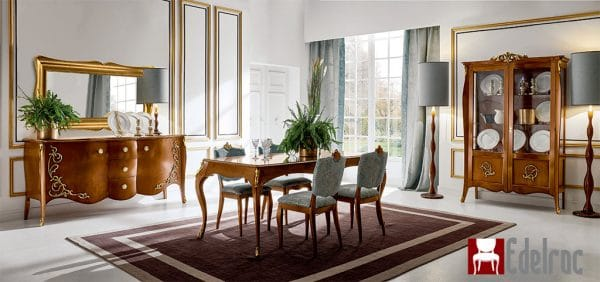 Dining Charme 02 Mobilier Clasic
