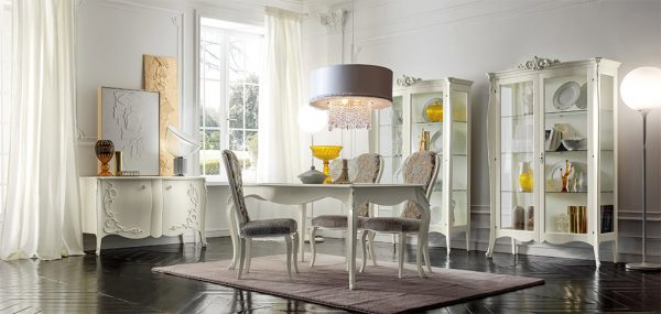 Dining Charme 01 Mobilier Clasic