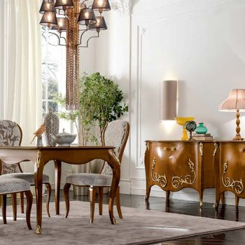 Dining Charme 03 Mobilier Clasic