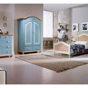 Dormitor Copii Bleu Mobilier Clasic