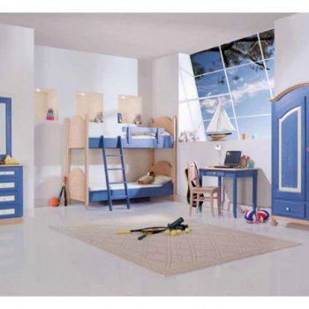 Dormitor Copii DCA2 Mobilier Clasic