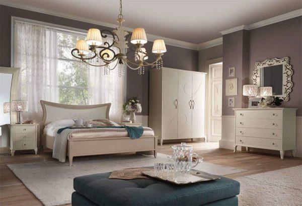 Dormitor Romantic 06 Mobilier Clasic