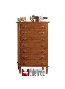 Casetiera E6019A Mobilier clasic din lemn
