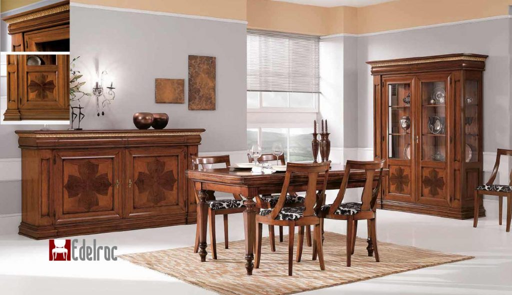 Mobilier Dining E01A mobilier clasic - Colectii Dining
