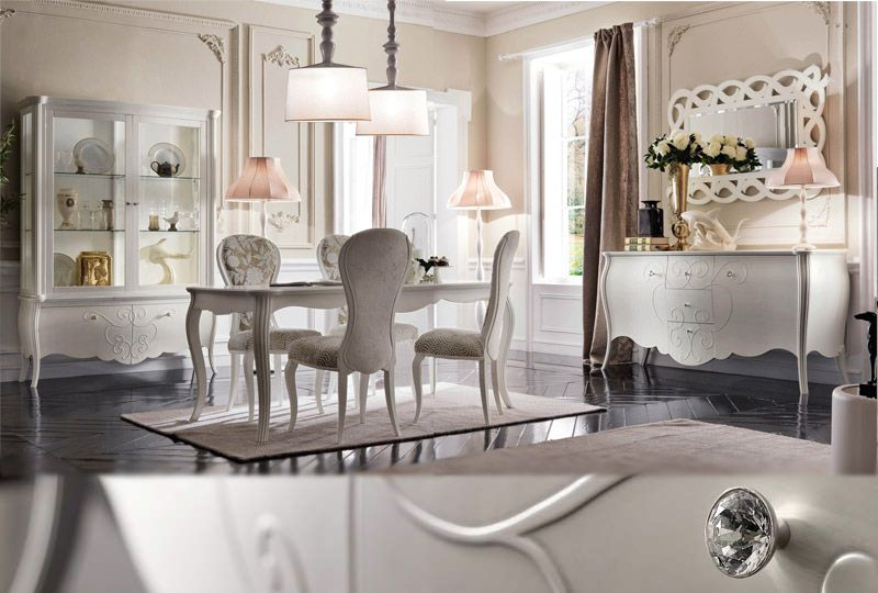Mobilier Dining FR016D mobilier clasic - Colectii Dining