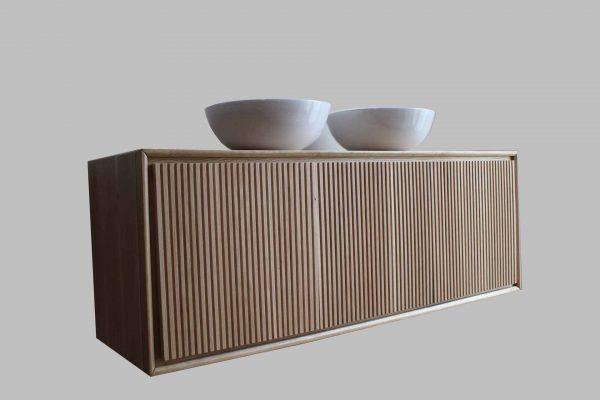 Mobilier baie din lemn MBE66 Mobilier Clasic